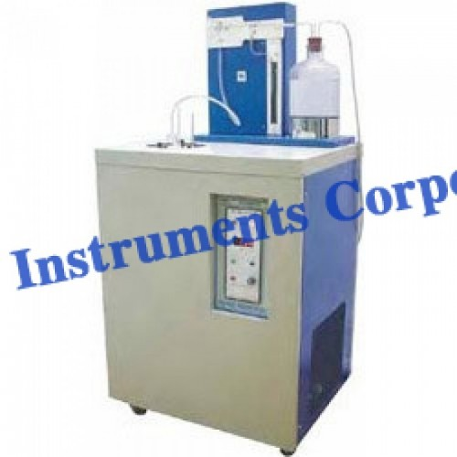 Cold-Filter-Plugging-Point-Test-Apparatus