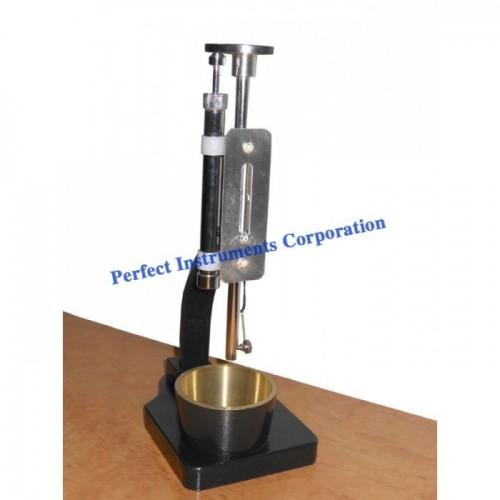 Vicat-needle-apparatus